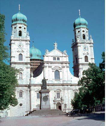 DOM St. Stefan, Passau